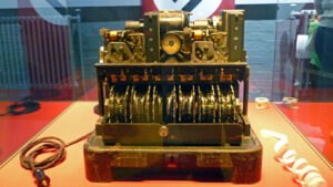 Аппаратура криптографической информации